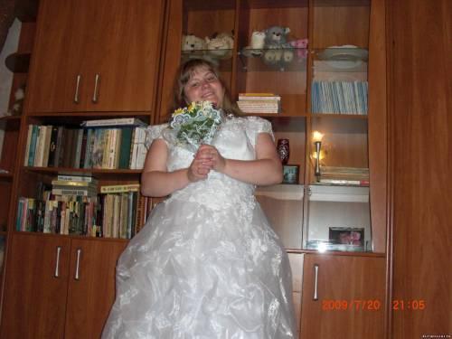 Свадебное платье на годовщину